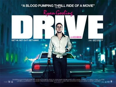 Drive film DVD poster