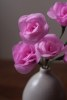 Make your own beautiful rose paper flowers