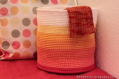 donaknits - Laundry basket
